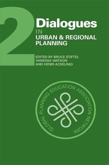 Dialogues in Urban and Regional Planning Volume 2 book cover