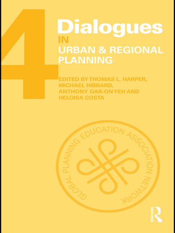 Dialogues in Urban and Regional Planning Volume 4 book cover
