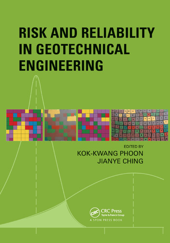 Risk and Reliability in Geotechnical Engineering book cover