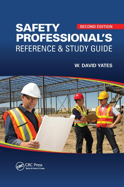 Safety Professional's Reference and Study Guide, Second Edition book cover