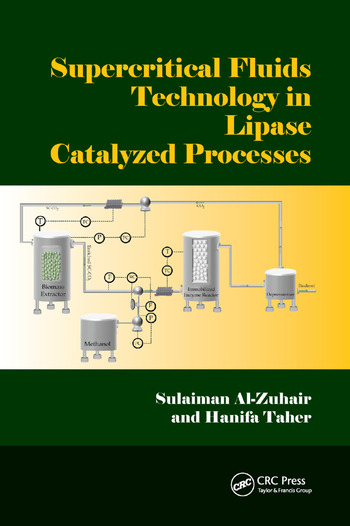 Supercritical Fluids Technology in Lipase Catalyzed Processes book cover