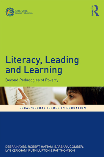Literacy, Leading and Learning Beyond Pedagogies of Poverty book cover