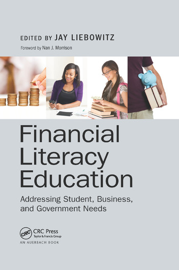 Financial Literacy Education Addressing Student, Business, and Government Needs book cover