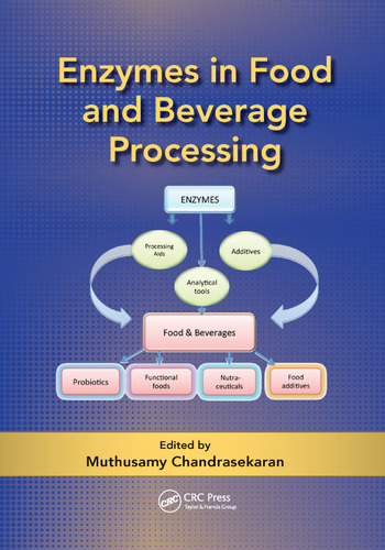 Enzymes in Food and Beverage Processing book cover