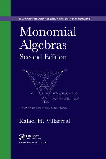 Monomial Algebras book cover