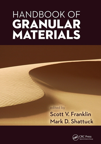 Handbook of Granular Materials book cover