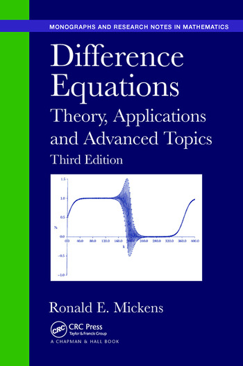 Difference equations theory applications and advanced topics difference equations theory applications and advanced topics third edition fandeluxe Gallery