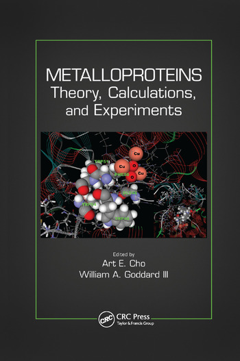 Metalloproteins Theory, Calculations, and Experiments book cover
