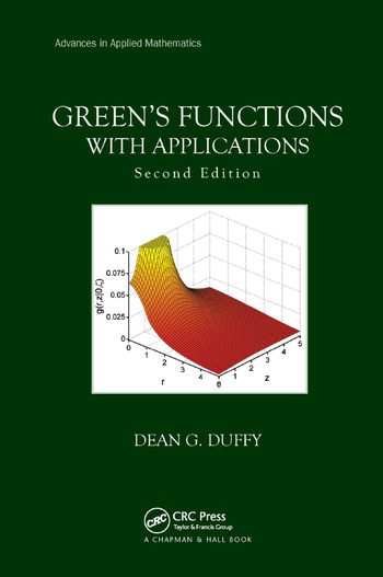 Green's Functions with Applications, Second Edition book cover