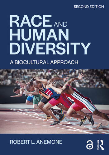 Race and Human Diversity A Biocultural Approach book cover
