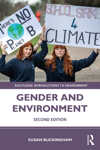 Gender and Environment book cover