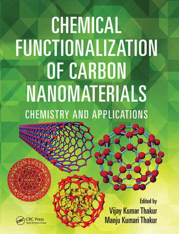 Chemical Functionalization of Carbon Nanomaterials Chemistry and Applications book cover