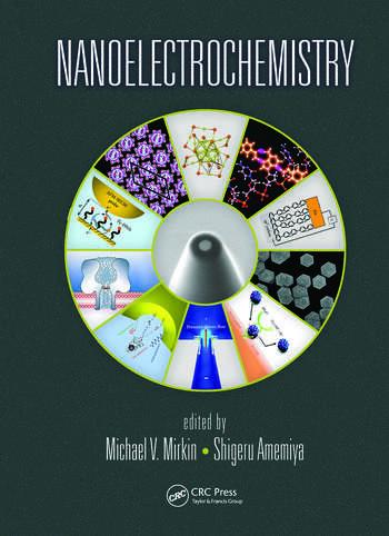 Nanoelectrochemistry book cover