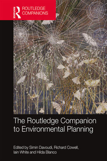 The Routledge Companion to Environmental Planning book cover