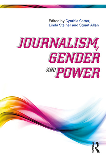 Journalism, Gender and Power book cover
