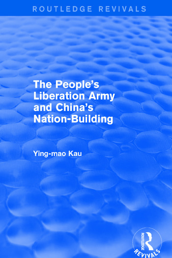 Revival: The People's Liberation Army and China's Nation-Building (1973) book cover
