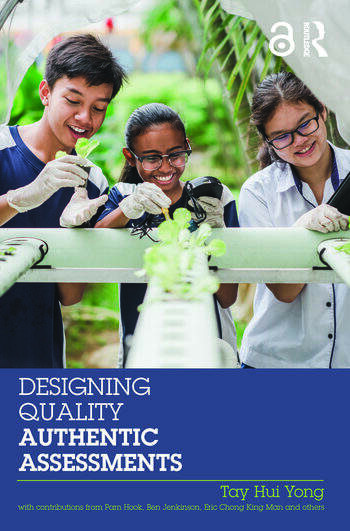 Designing Quality Authentic Assessments book cover