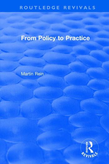 Revival: From Policy to Practice (1983) book cover