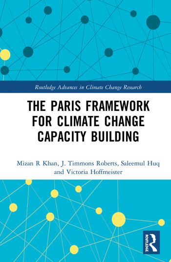 The Paris Framework for Climate Change Capacity Building book cover