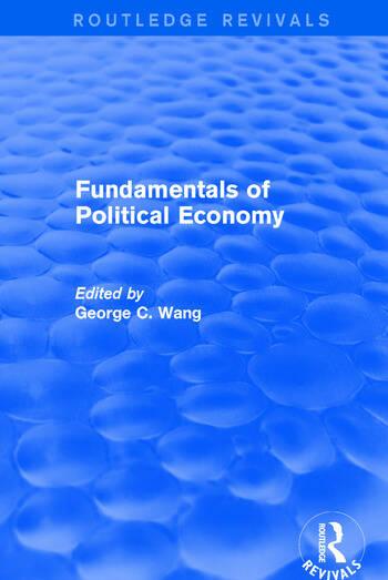 Fundamentals of Political Economy book cover