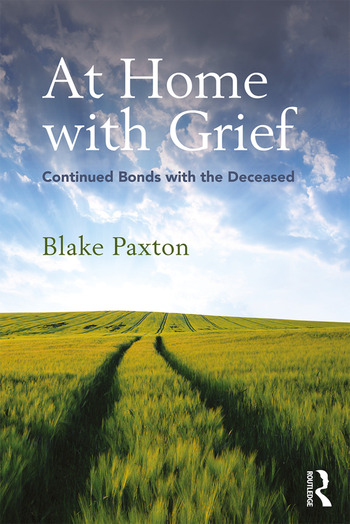 At Home with Grief Continued Bonds with the Deceased book cover