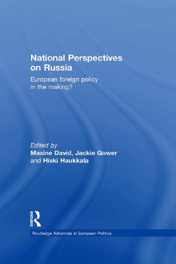 National Perspectives on Russia European Foreign Policy in the Making? book cover