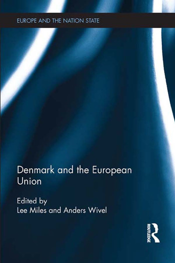 Denmark and the European Union book cover