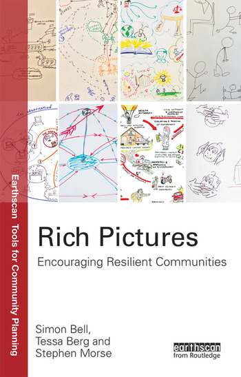 Image result for rich picture encouraging resilient communities taylor francis