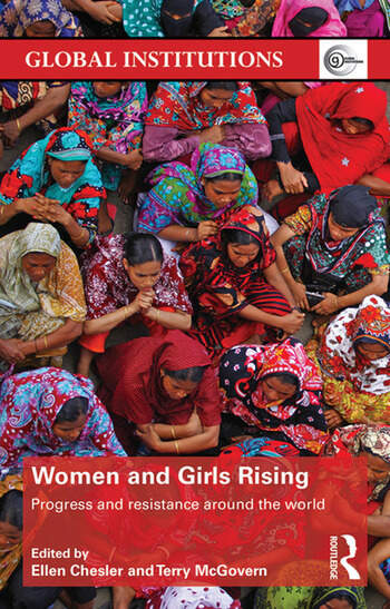 Women and Girls Rising Progress and resistance around the world book cover