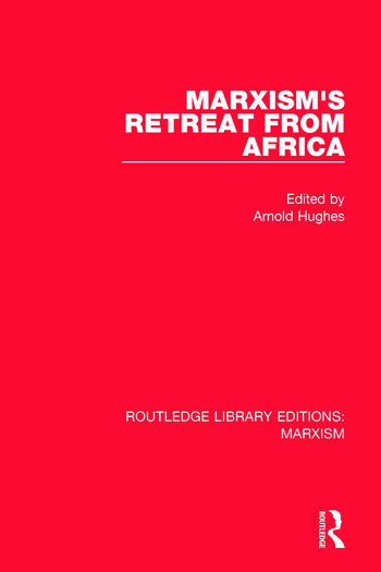Marxism's Retreat from Africa book cover