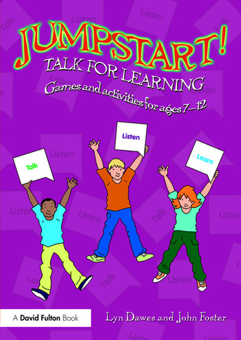 Jumpstart! Talk for Learning Games and activities for ages 7-12 book cover