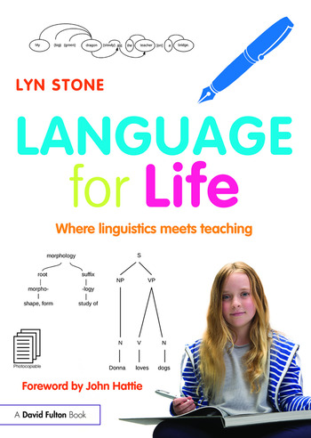 Language for Life Where linguistics meets teaching book cover
