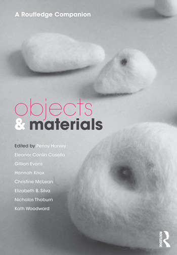 Objects and Materials A Routledge Companion book cover