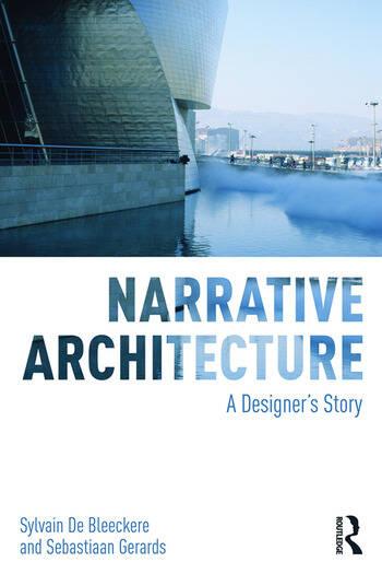 Narrative Architecture A Designer's Story book cover