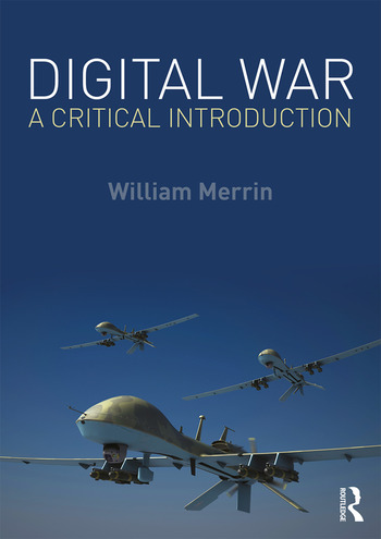 Digital War A Critical Introduction book cover