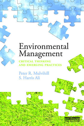 Environmental Management Critical thinking and emerging practices book cover