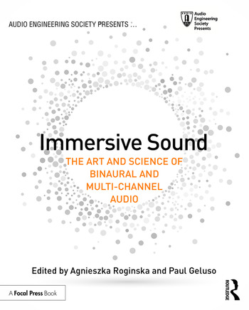 Immersive Sound The Art and Science of Binaural and Multi-Channel Audio book cover