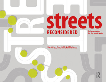 Streets Reconsidered Inclusive Design for the Public Realm book cover