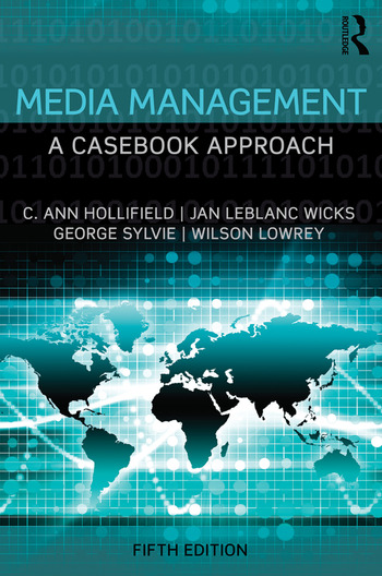 Media Management A Casebook Approach book cover