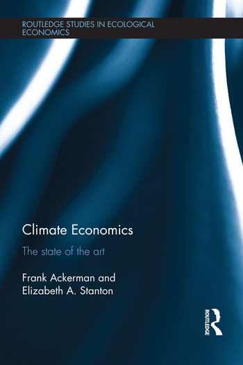 Climate Economics The State of the Art book cover