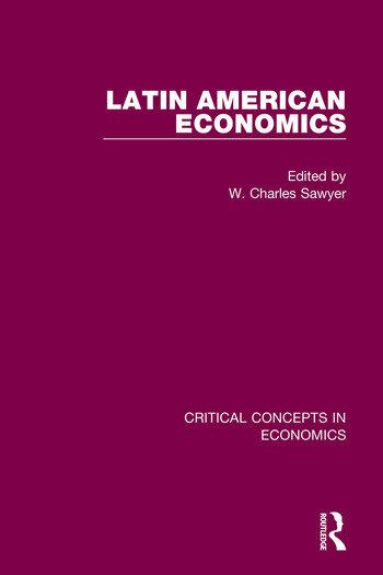 Latin American Economics book cover