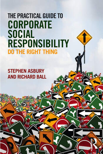 The Practical Guide to Corporate Social Responsibility Do the Right Thing book cover