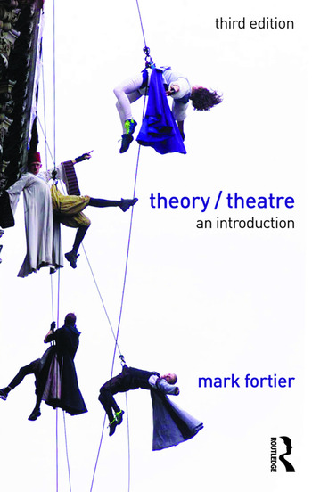 Theory/Theatre An Introduction book cover
