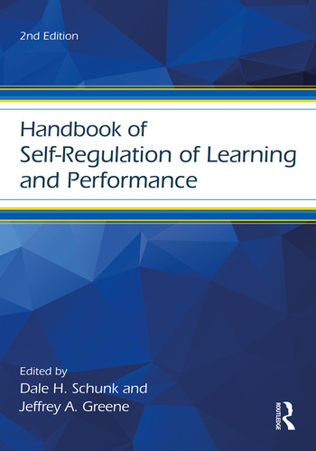 Handbook of Self-Regulation of Learning and Performance book cover