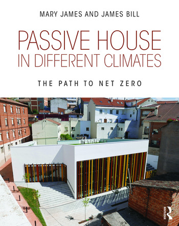 Passive House in Different Climates The Path to Net Zero book cover