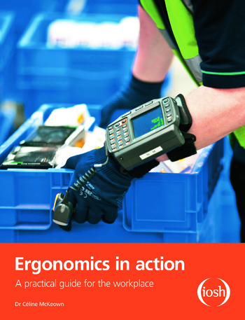 Ergonomics in Action A Practical Guide for the Workplace book cover