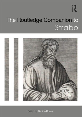 The Routledge Companion to Strabo book cover