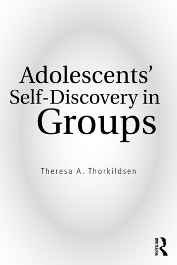 Adolescents' Self-Discovery in Groups book cover