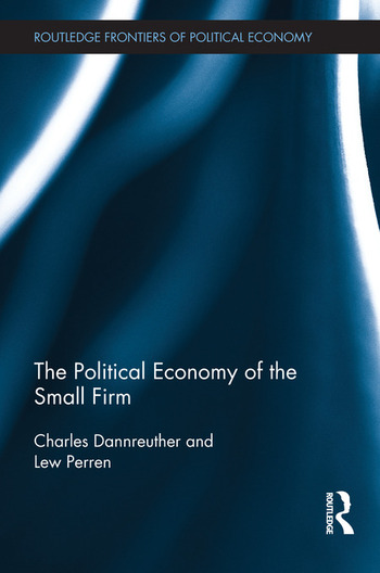 The Political Economy of the Small Firm book cover