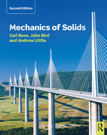 Mechanics of Solids book cover